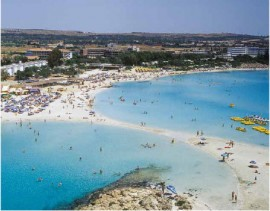 According to Trisokkas, most investment is ploughed into property, mainly in Ayia Napa, Limassol and Nicosia